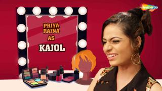 Priya Raina as Kajol
