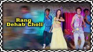 Rang Dehab Choli Me