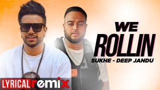 We Rollin (Lyrical) [Remix]