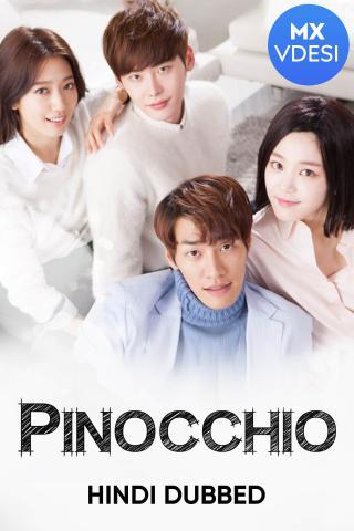 Pinocchio (Hindi Dubbed)