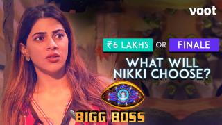 What Will Nikki Choose?