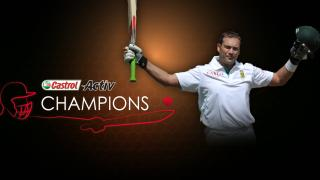 Castrol Activ Champions: Jacques Kallis