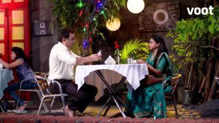Shreedhar-Swati on a date?