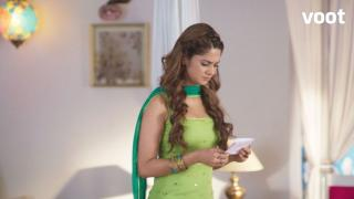 Zoya finds Aditya's love letter
