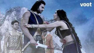 Veer stabs Chandrakanta!