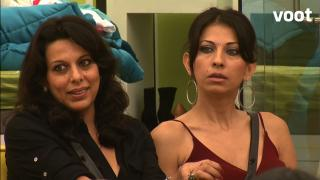 Pooja Misrra is nominated by Bigg Boss