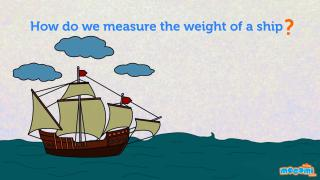 How do we measure the Weight of a Ship