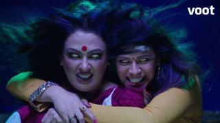 Manjulika and Saudamini join forces