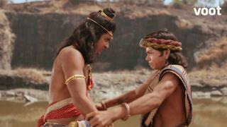 Ashoka leaves for the forest
