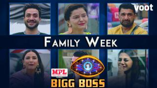Family Week: Housemates Get Emotional