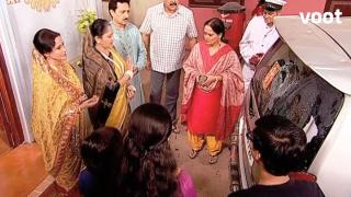 Simar fails to reach home on time