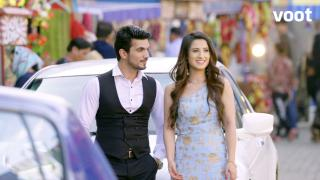 Deep takes Aarohi out!