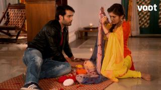 Harman and Somiya: The first meeting