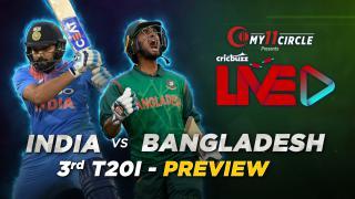 India v Bangladesh, 3rd T20I: Preview