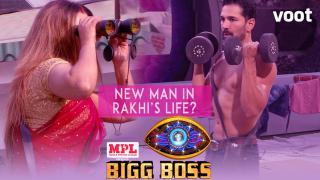 Rakhi's New Crush!
