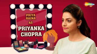 Priya Raina As Priyanka