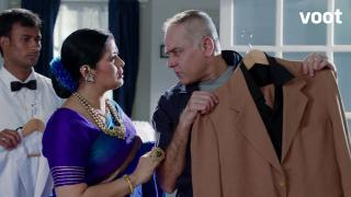 A mysterious woman haunts Ritik