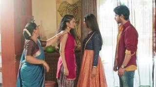 Dhanak's kadak response for Maya!