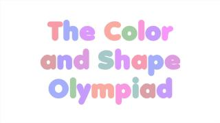 The Color & Shape of Olympiad