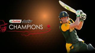 Castrol Activ Champions: AB de Villiers