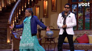 Dadi's request for Kapil