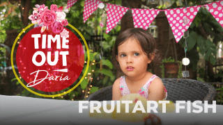 Fruitart Fish