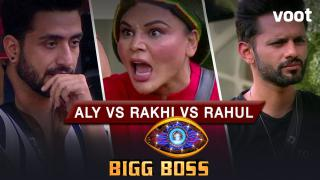 Rakhi's Bigg dilemma!