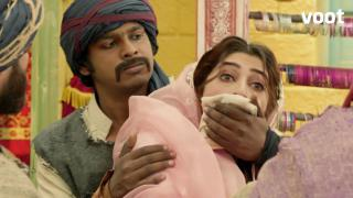 Anarkali is kidnapped!