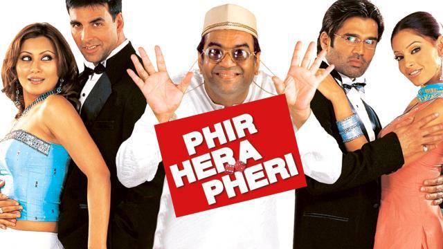 Watch Phir Hera Pheri Movie Online for Free   2006 Phir Hera Pheri Full  Movie - MX Player