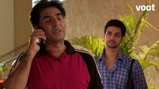 Harshad upset with Chirag's conduct
