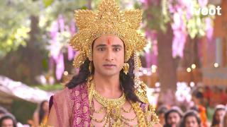 Lord Ram visits Valmiki's hermitage!