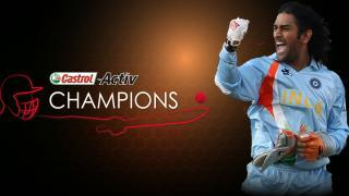 Castrol Activ Champions: MS Dhoni