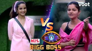 Rubina vs Jasmin: The Bigg fight!
