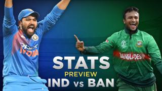 India vs Bangladesh, T20I Series: Stats Preview