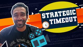 Strategic Timeout: Why so serious? Nolan asks Robbie Uthappa