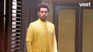Daksh learns about Purvi's past