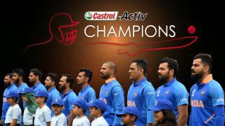 Castrol Activ Champions: Team India