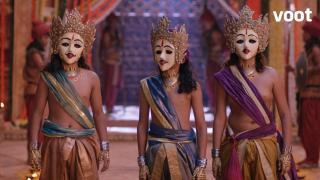 Ashoka's bold vow