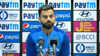 Australia's composure under pressure gave them the series - Kohli