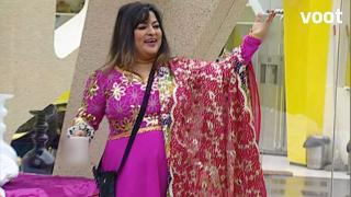 Dolly Bindra's smashing entry
