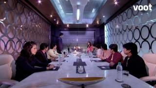 Siddhi scolds Anand in front of others