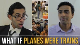 SnG What If Planes Were Trains