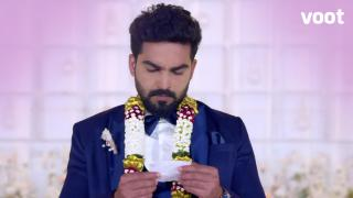 Rajeev reads Yugandar's note
