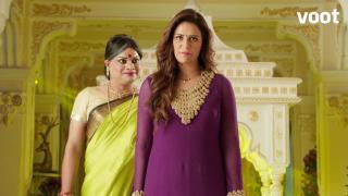 Paridhi the 'Kawach' of Bundela family!