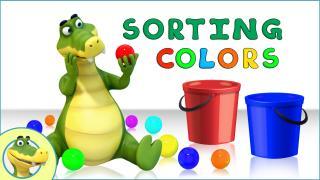 Sorting Colors