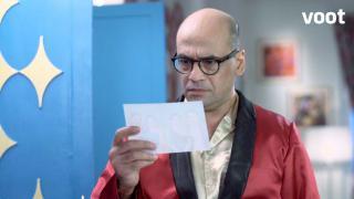 Dr. Malhotra is disturbed