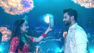 Colors Parivaar celebrates Karva Chauth!