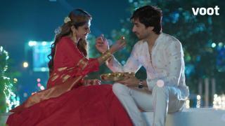 Aditya and Zoya celebrate Karva Chauth