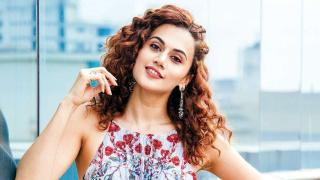 Taapsee Pannu's interview for drama-thriller Badla