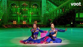 Pallavi, Kumar's stupendous performance